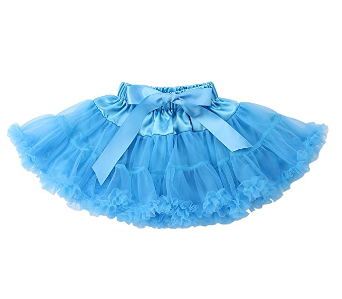 Faithtur Newborn Baby Girls Tutu Skirt Toddler Fluffy Summer Outfit 1st Birthday Gift