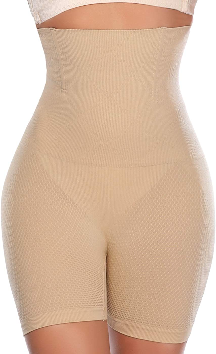 SLIMBELLE Mutande Contenitive Vita Alta Donna Intimo Modellante Push Up Glutei Guaina Contenitiva Slip Dimagrante Pancera Shapewear Snellente