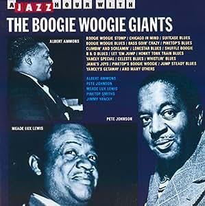 Boogie Woogie Giants / Various
