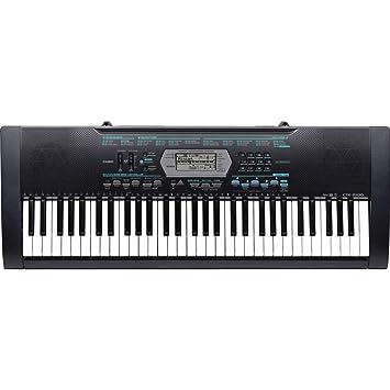 Casio CTK-2100 - Teclado MIDI (USB, 3800 g, 949 x 354