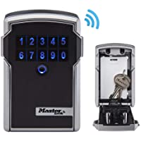 MASTER LOCK Connected Key Safe [Wall Mounted] [Bluetooth or Combination] - 5441EURD - Select Access Smart Key Lock Box