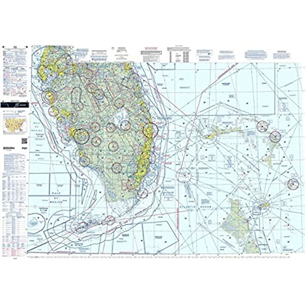 Amazon Com Faa Chart Vfr Sectional Miami Smia Current Edition Gps Navigation