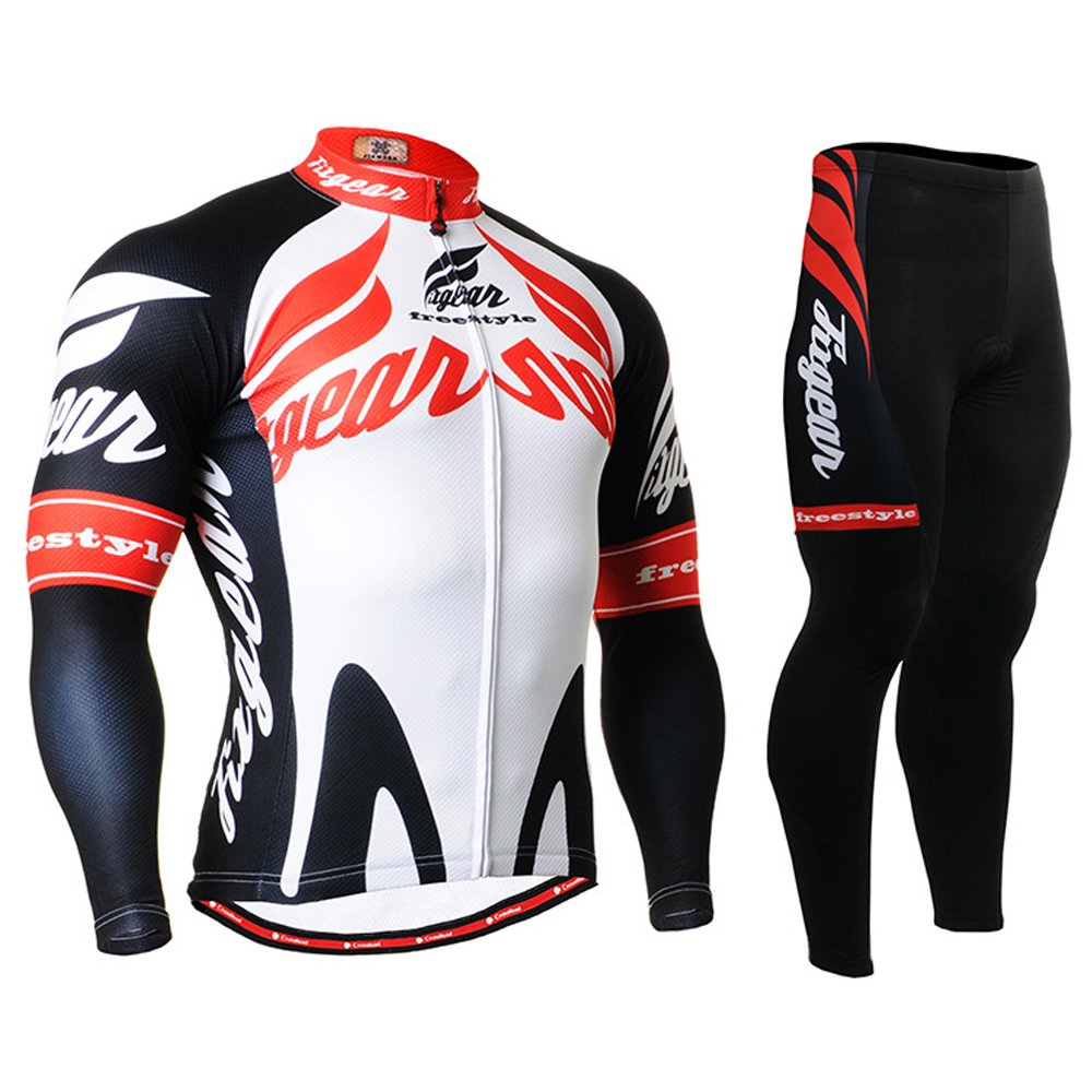 Cycling MTB Motorcycle Workout Compression Sportwear Sport Suit Y100