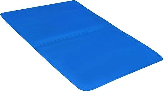 com-four® Cojín de Gel para Dormir cómodamente, tapete de enfriamiento Multifuncional con Gel de enfriamiento - Inserto de cojín para la Almohada - 40 ...