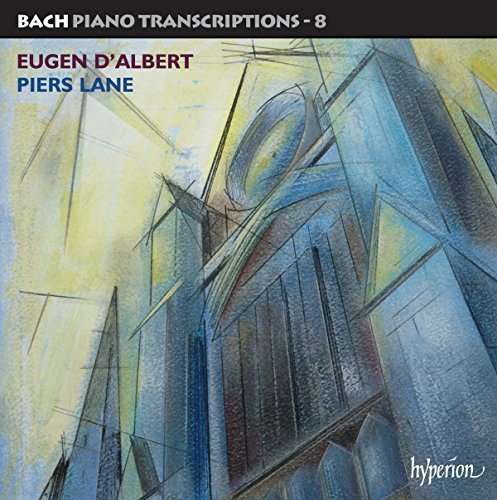 - Bach: Piano Transcriptions, Vol. 8 by Piers Lane (2010-03-09)