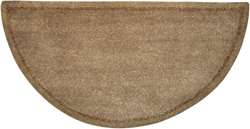 Uniflame Hand-Tufted Wool Hearth Rug
