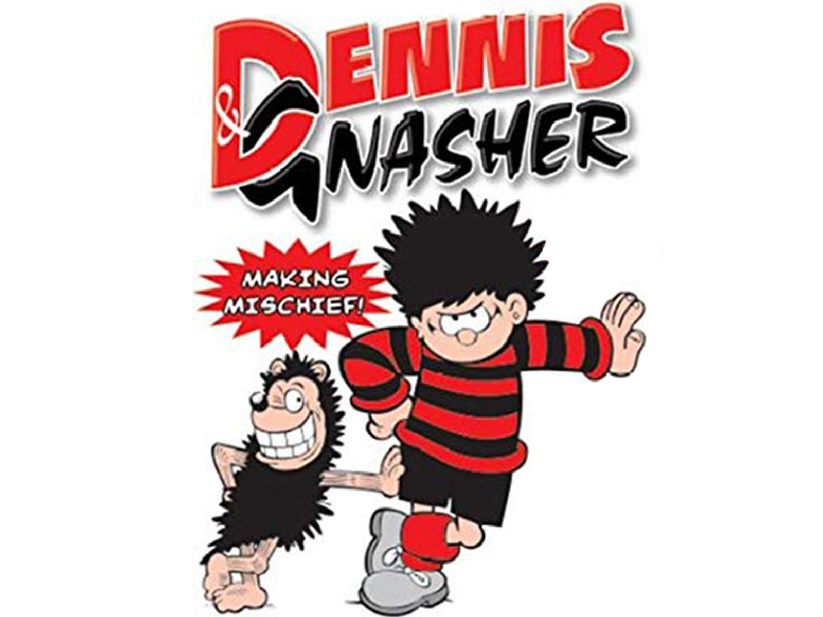 Dennis and Gnasher (1996)
