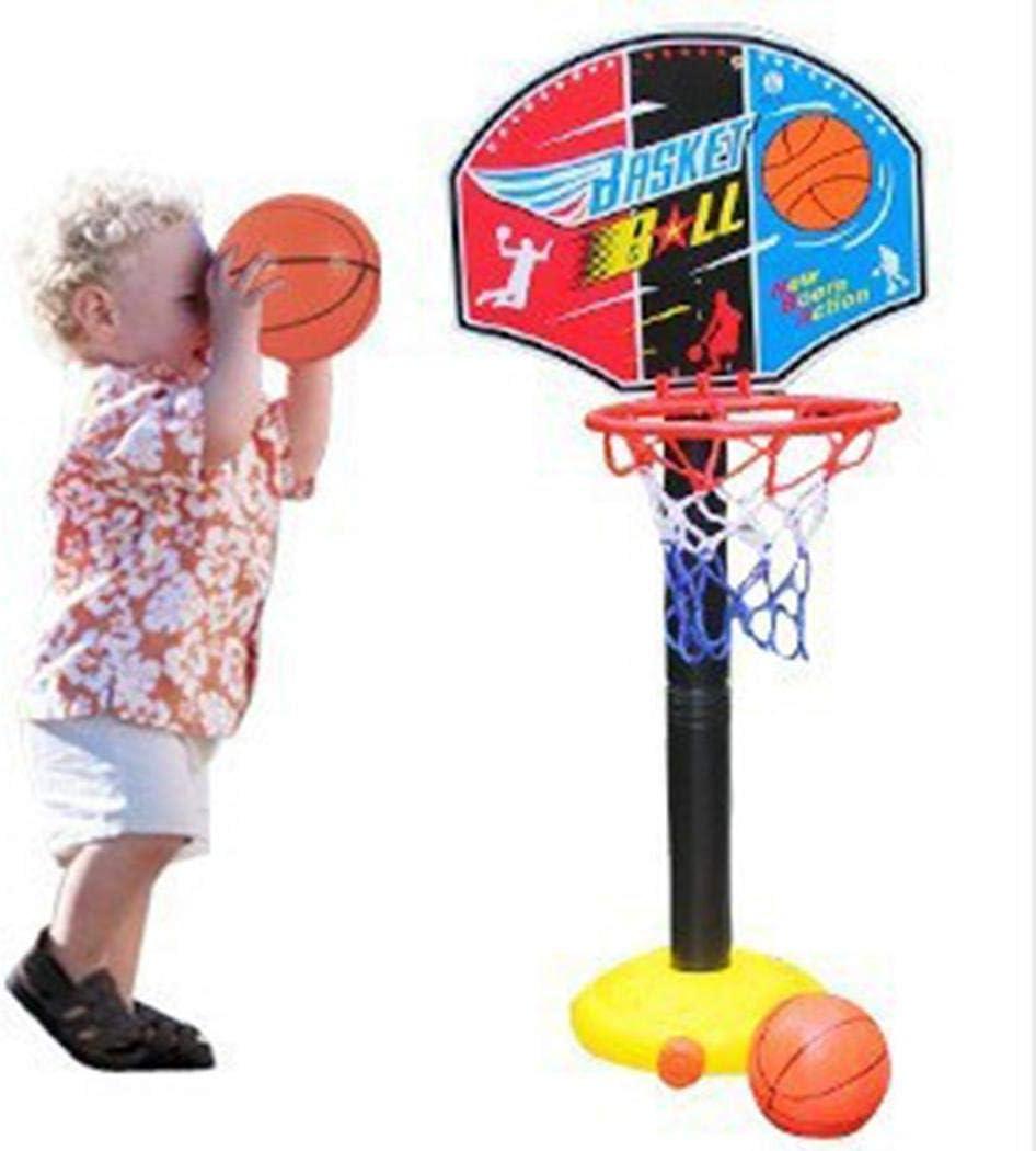 Yuikled Estable y Altura Regulable Canasta de Baloncesto con ...