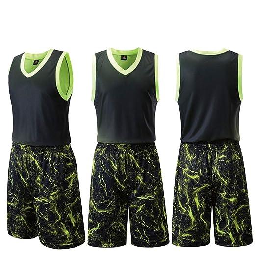 GJFENG Sportswear Traje De Ropa De Baloncesto Chaleco ...