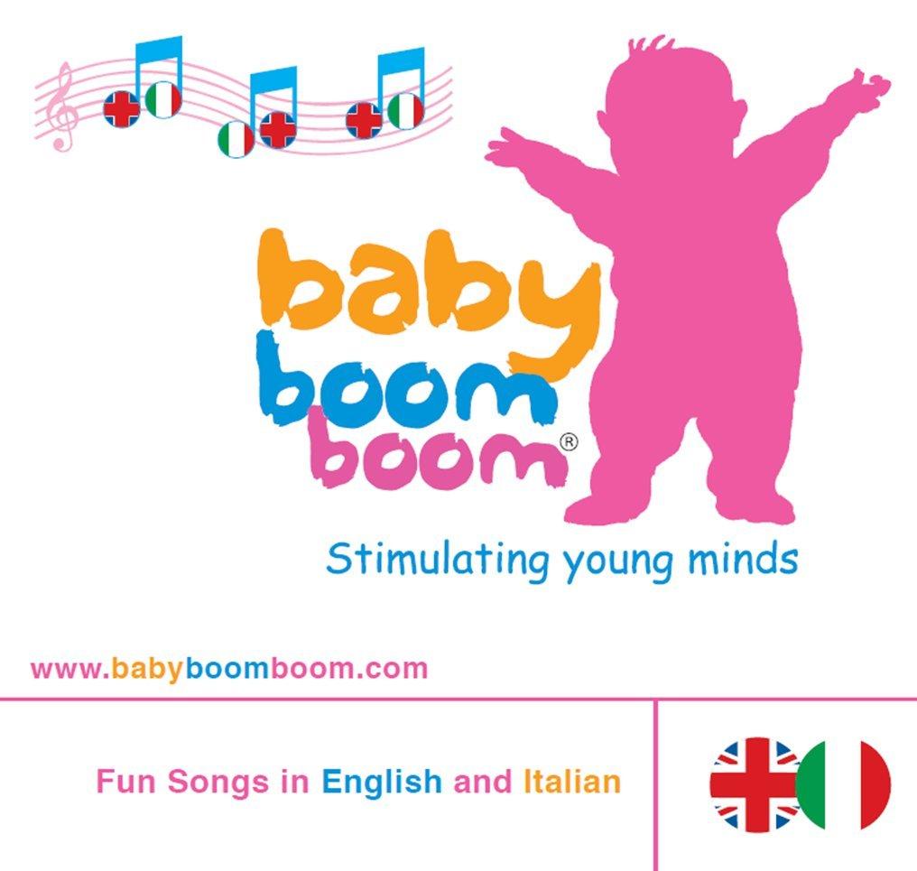 babyboomboom Ltd - babyboomboom Italian: Fun Songs and