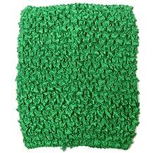"Wholesale Princess 6"" Crochet Headband/Tutu Top Kelly Green"