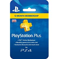 Playstation Plus – 1 jaar subscription Card (For PS3, PS4 & PSVita) / PS4.