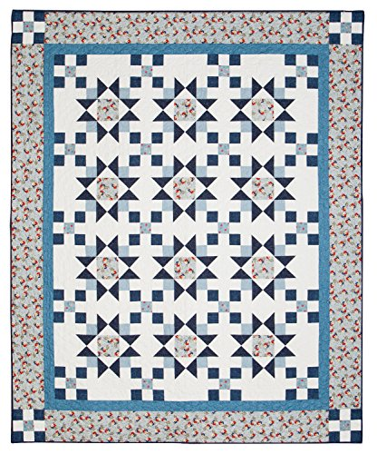 - Connecting Threads Twin Quilt Kit (Eliza's Meadow)