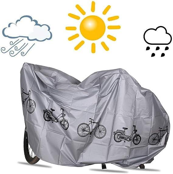 SUNDUXY Funda Bicicleta,Funda para Bicicleta Impermeable Funda de ...