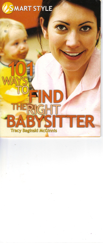 101 Ways to Find the Right BabySitter (Smart Style) pdf epub