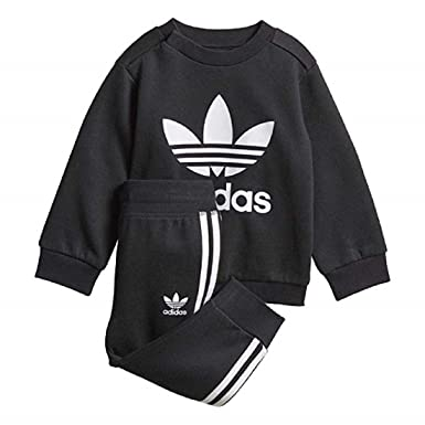 0c089a50d99a Amazon.com  adidas Originals Infant Trefoil Fleece Set  Clothing