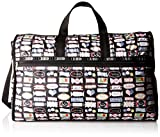 LeSportsac Extra Large Weekender Duffle Bag, Sweet Talk, One Size