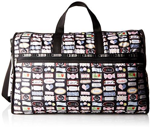 LeSportsac Extra Large Weekender Duffle Bag, Sweet Talk, One Size by LeSportsac