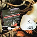 BoneView Ozone Generator, Lithium Battery Powered Odor Elimination System for Your Deer Hunting Gear Bag with Powerful Triple Oxygen Scent Crushing Technology at the Molecular Level