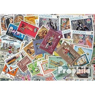 antigua et Barbuda 50 différents marches antigua et Barbuda (Timbres pour les collectionneurs)