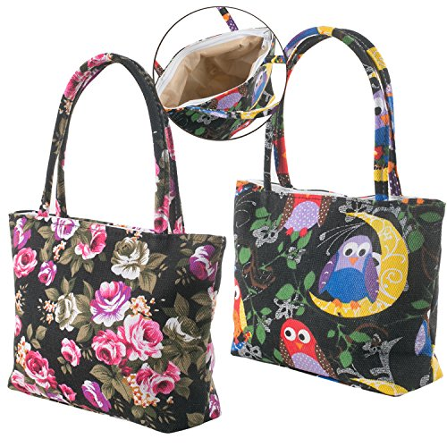 Set / Kit / Lot of 2 Ladies / Lady / Womens / Girls Handbags / Clutches / Purses / Bags / Satchels / Totes for Accessories, Phones, Jewelry, Money / Change, Makeup Tools and Make Up Cosmetics