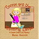Connie and the Missing Ladle (Connie Cooks Cozy Mystery Book 1)
