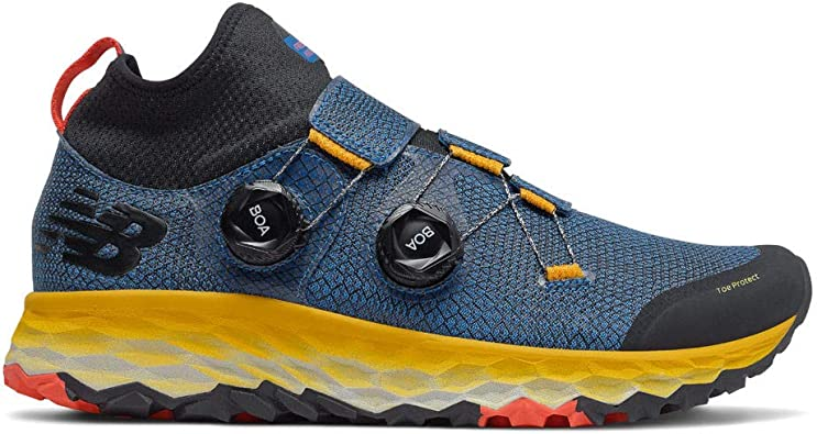 New Balance MTHBOABY, Trail Running Shoe Mens, Multicolor: Amazon ...