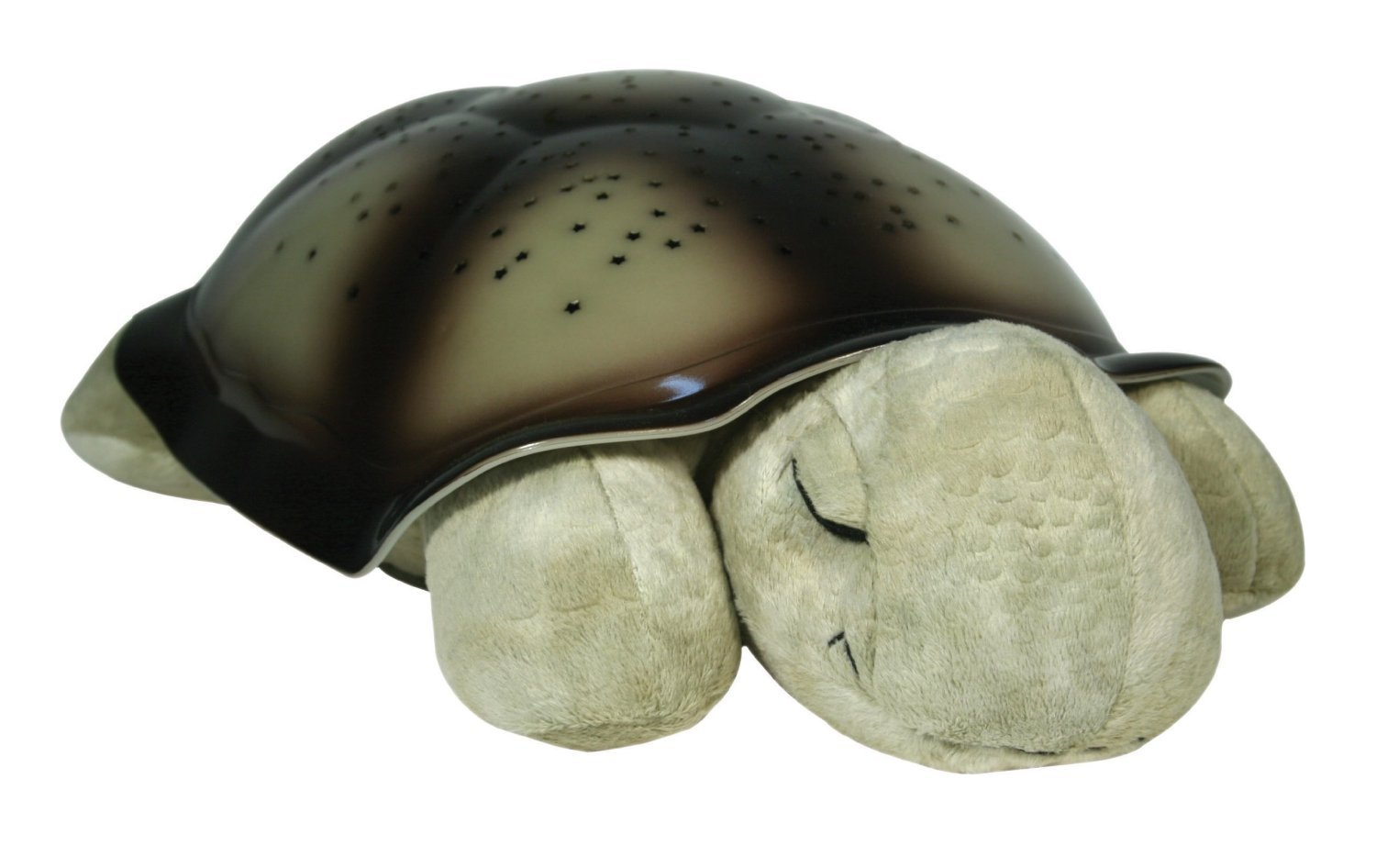 Cloud b Twilight Turtle Plush Nightlight Projector by Cloud b