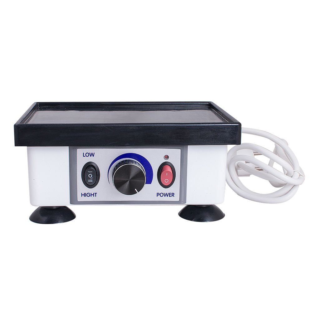 Dental Portable Small Square Quartet Vibrator JT-51B Dental Clinic Lab Equipment Oscillator Max Load 2KG