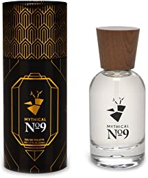 Mythical No 9 Fragrance - 1.7 fl oz (50ml) - Created by YouTube celebrities Rhett and Link from Good Mythical Morning - Great mythical cologne for men and mythical perfume for women