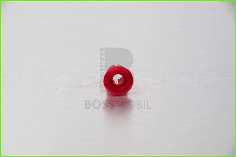 50 St/ück Original BOSSMOBIL kompatibel mit ZIERLEISTEN DRUCKKNOPF BEFESTIGUNG T/ÜLLEN CLIPS IN ROT 19882081#NEU# 11 X 13 X 6 mm Menge