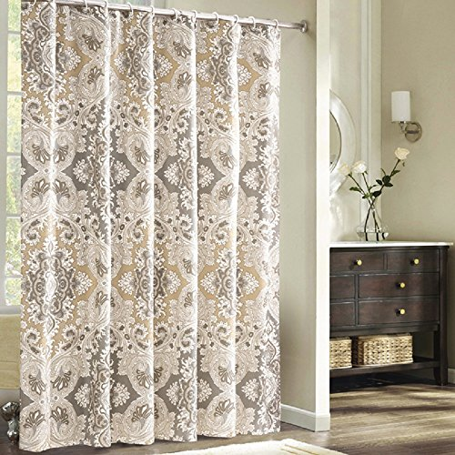 Top Best 5 Extra Wide Extra Long Shower Curtain Liner For Sale 2016 Product Realty Today