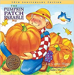 picture regarding Pumpkin Gospel Printable known as The Pumpkin Patch Parable: Distinctive Variation (Parable Collection