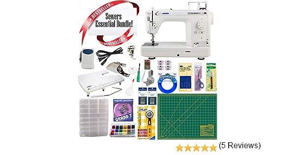 Juki TL2000QI - Máquina de coser y acolchar de brazo largo con ...