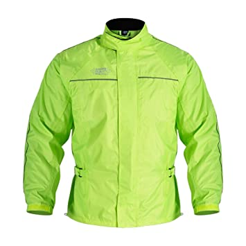 Chaqueta Oxford Rainseal para ciclista y motorista: Amazon ...