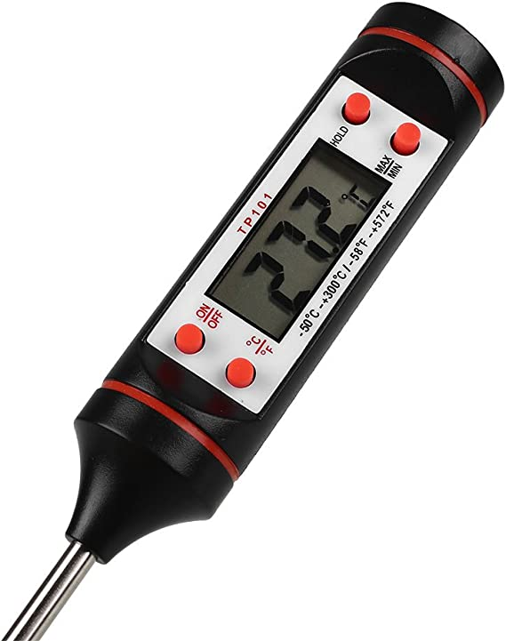 Sedeta Fenghong Lcd Digital Thermometer Messgerät Check Tool Klimaanlage Thermometer Outlet Nadeltyp Auto Auto Träger Auto