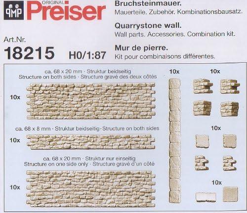M/écaniciens Preiser 1//50 /Ème Mod/élisme Ferroviaire PR68212