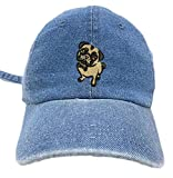 Best Pug Dads - TheMonsta Pug Style Dad Hat Washed Cotton Polo Review