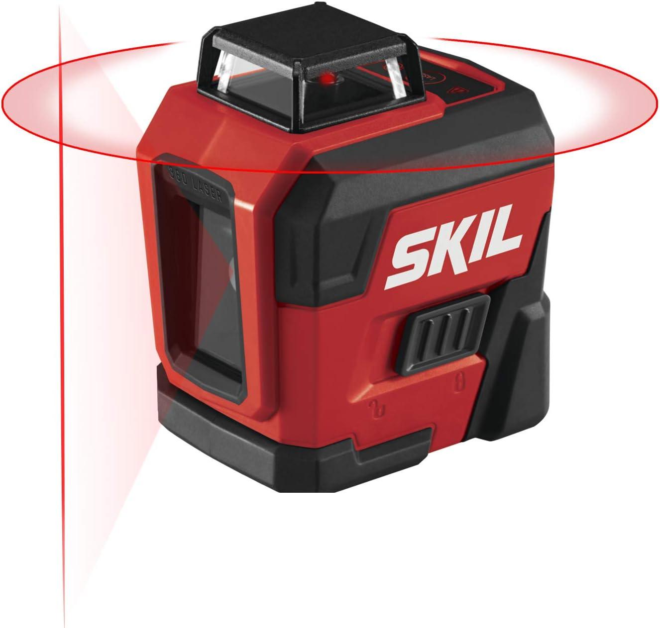 7. SKIL LL932201 360-Degree Cross Line Laser Level