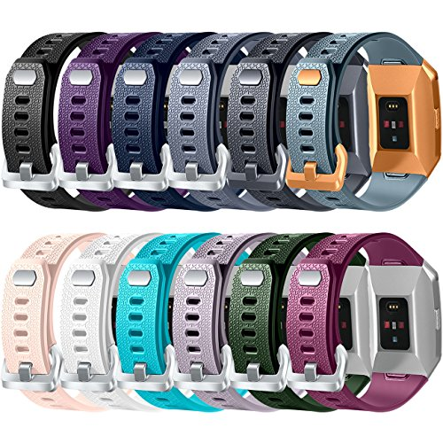 Picture of a Wepro Fitbit Ionic Watch Band 689749412307