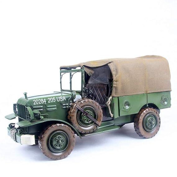ERQINGX Modelo De Decoracion Maquetas Militares, Vehículos ...