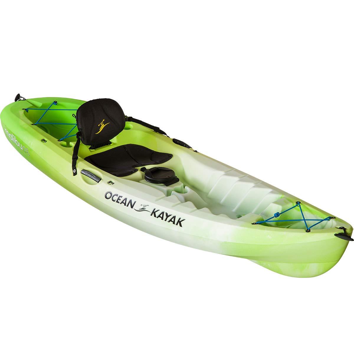Ocean Kayak Malibu 9.5 Kayak (Envy, 9 Feet 5 Inches) by Ocean Kayak