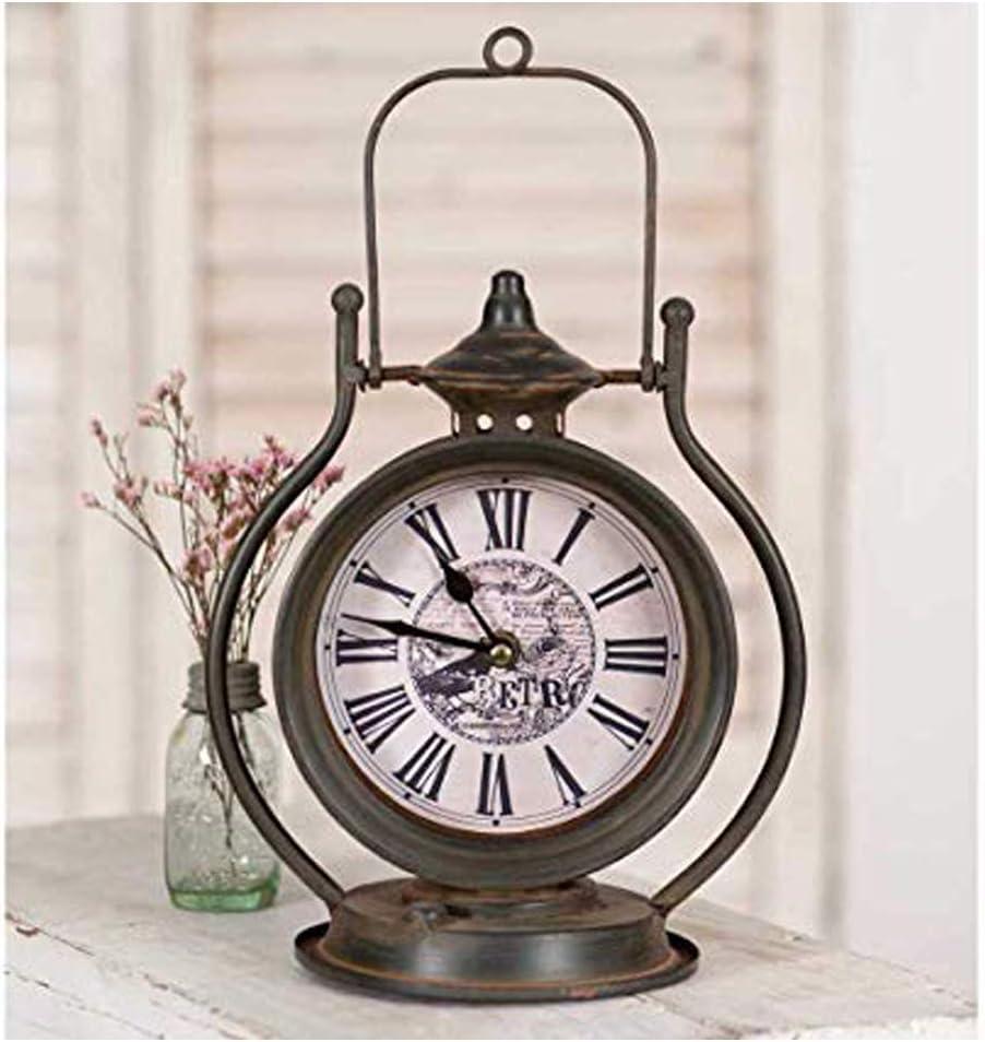 Retro Tabletop Clock