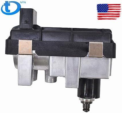 6NW009543 763797 Turbo Electric Actuator For Sprinter Van Grand Cherokee 3.0L