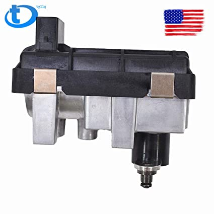 6NW009543 763797 Turbo Electric Actuator for Sprinter Van Grand Cherokee 3.0L