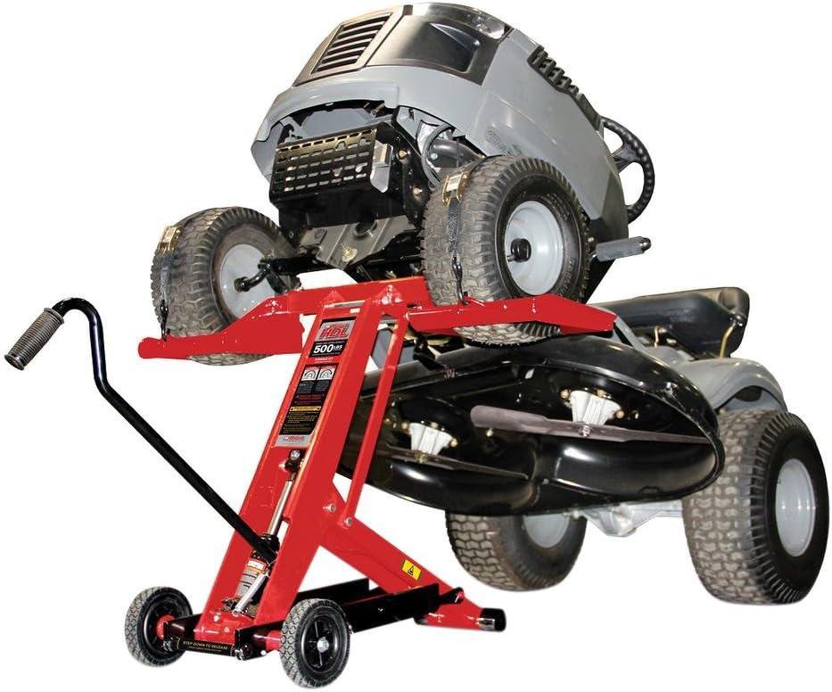 MoJack HDL 500 Multi-level Lawn Mower Lift