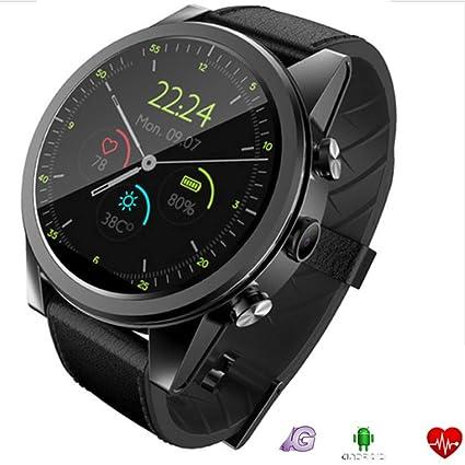 Amazon.com: Linbing123 4G Bluetooth Smart Watch, Layered ...