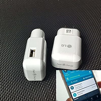 Stylo 3 Plus Fast Charge MicroUSB Kit! True Quick Charging uses dual voltages up to 50% faster charge!