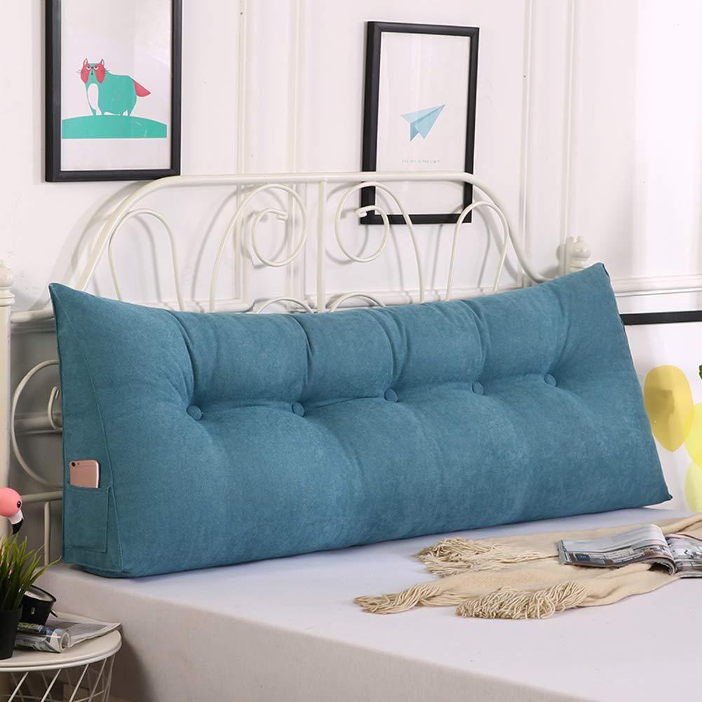 お得セット Pp コットン リムーバブル 三角ウェッジ枕,単色 ダブル 読書枕,畳 隠しジッパー デザイン ブルー リムーバブル ソファやベッドの-グリーン 隠しジッパー 180x20x50cm(71x8x20inch) B07LGX1S22 120x20x50cm(47x8x20inch)|ブルー ブルー 120x20x50cm(47x8x20inch), スターリカーズ:55b234f9 --- pizzaovens4u.com