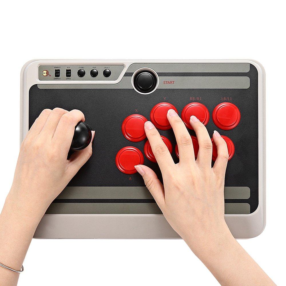 Amazon in: Buy 8Bitdo N30 Customizable Bluetooth Arcade